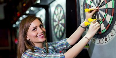 3 Easy Dart Games to Play at a Bar, Foley, Alabama