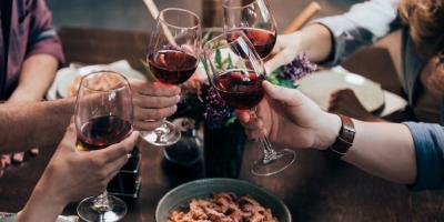 Why Bungalow Inn's Bar Is the Best Place for Wine Night, Lakeland, Minnesota