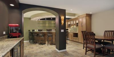 3 Tips for Creating a Bar in Your Basement, Seneca, Wisconsin