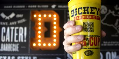 4 Benefits of the Big Yellow Cup Club at Dickey's Barbecue Pit, Pierce, Ohio