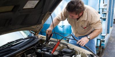 What You Can Do About a Dead Car Battery, Barkhamsted, Connecticut