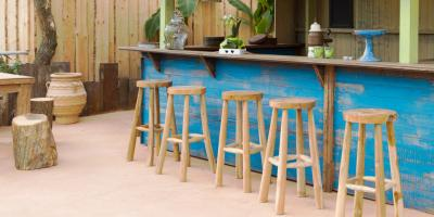 A Bar Can Be A Fun And Stylish Addition To Any Home. From Tiki Styles To  Traditional Dark Wood Bars, There Is A Huge Selection Out There, And  Finding The ...