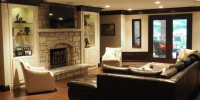 5 Ways to Use a Basement, Chesterfield, Missouri