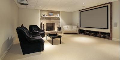 For Your Basement Remodeling Project, Consider These 5 Flooring Options, Oak, Nebraska