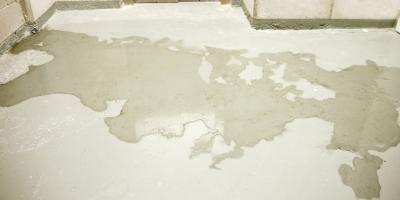 The Difference Between Flooding & Basement Leaks, Cincinnati, Ohio