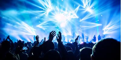 How to Use Concert Lighting to Set the Event Mood, Batavia, New York