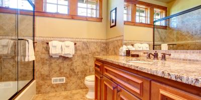 How to Make a Small Bathroom Look Bigger, Bluefield, West Virginia