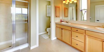 How to Decide Between Light & Dark Cabinets for Your Bathroom Remodeling Project, Evendale, Ohio