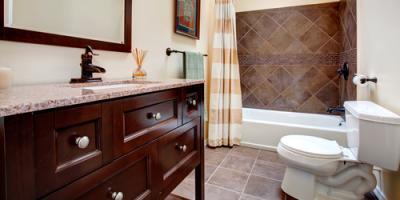 Top 5 Bathroom Cabinet & Vanity Trends, Totowa, New Jersey