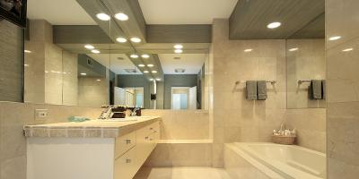3 Lighting Ideas to Enhance Your Bathroom Remodeling, Englewood, New Jersey