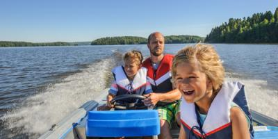 3 Benefits of Summer Boat Storage, Princeton, West Virginia