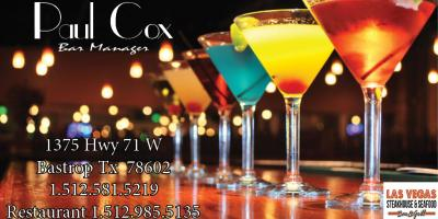 Happy Hour Specials!, Wyldwood, Texas