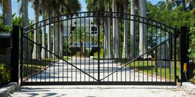 Looking for a New Gate? Here Are 4 Important Factors to Consider, Beavercreek, Ohio