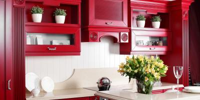 3 Wall & Cabinet Color Combinations You Should Use in Your Kitchen, Bedford Hills, New York