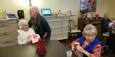 Spreading Joy at BeeHive Homes of Kalispell!, Kalispell, Montana
