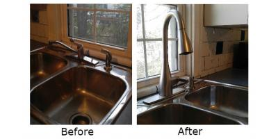 New Kiran Faucet & Installation with a Professional Plumber!, 1, Charlotte, North Carolina