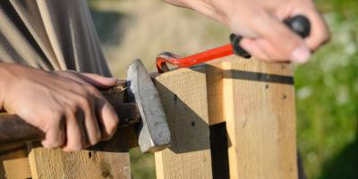 Fence Contractor Highlights 4 Common FAQ About Repairs, Clearview, Washington