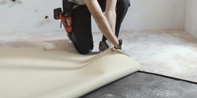 4 Benefits of Vinyl Flooring, Bend, Oregon