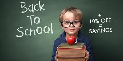 10% Off Store Wide During Back To School at Experimax Bend, Bend, Oregon