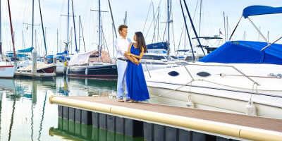 Why You Should Host Your Engagement Party on a Yacht, Berkeley, California