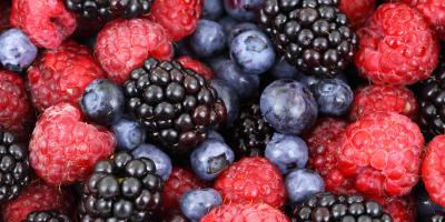 IQF Frozen Fruit Sale & Weekly Specials At Cranberry Country Market, Byron, Wisconsin