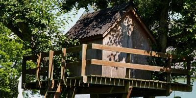 3 Tips for Building a Backyard Treehouse, Port Jervis, New York