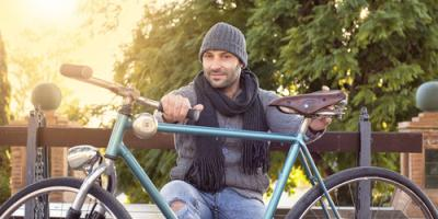 Bicycle Shop Shares Winter Cycling Do's & Don'ts, Columbia, Missouri