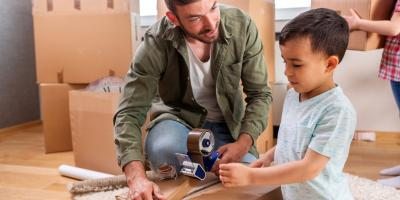 3 Tips for Packing Kids' Rooms for a Move, Cincinnati, Ohio