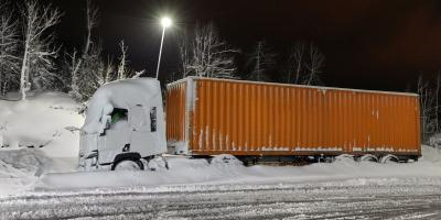 Do's & Don'ts for Driving a Big Rig in Winter, Delhi, Ohio