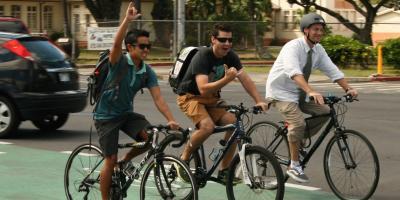 May is Bike Month!, Honolulu, Hawaii