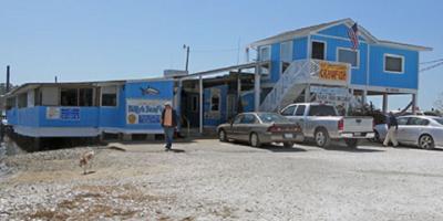 Louisiana Crawfish at Billy's Seafood, Bon Secour, Alabama