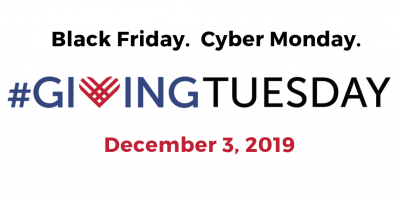 #GivingTuesday will launch our end-of-year giving campaign!, Stratford, Connecticut
