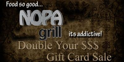 Black Friday NOPA Grill, Winter Park, Florida