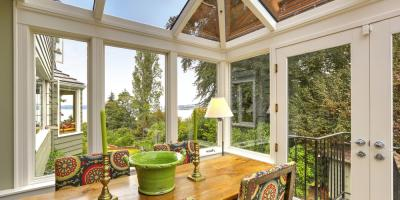 5 Summertime Benefits of Having a Sunroom, Blairsville, Georgia