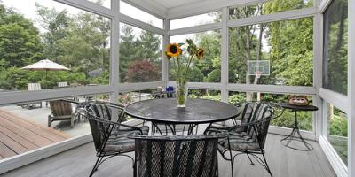 Top 3 Ways to Enjoy Your Screened-In Porch Year-Round, Blairsville, Georgia