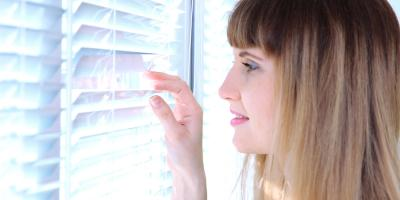 5 Popular Types of Blinds & Window Treatments, Mack, Ohio