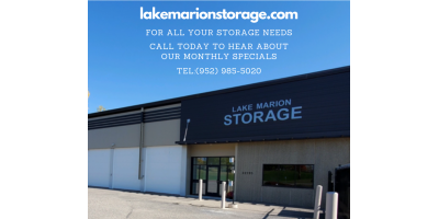 Lake Marion Storage - For All Your Storage Needs, New Market, Minnesota