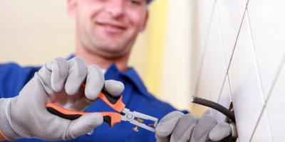 3 Signs You Need New Home Electrical Wiring, I, West Virginia