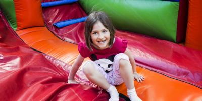 4 Reasons Why Children Love Bounce Houses, Rochester, New York