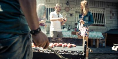 How to Prep Gas & Charcoal Grills for the Fourth of July, Bourbon, Missouri