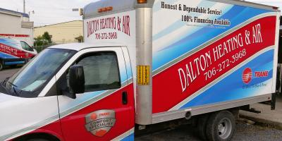 5 Things to look for when choosing an HVAC contractor, Dalton, Georgia
