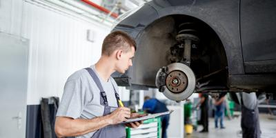 How to Get the Most Life Out of Your Brakes, Pasco, Washington