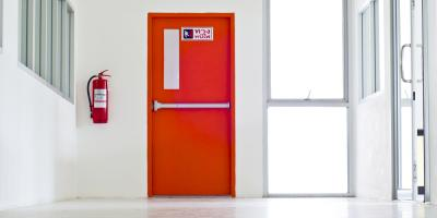 3 Features to Look for in Fire Doors, Olive Branch, Mississippi