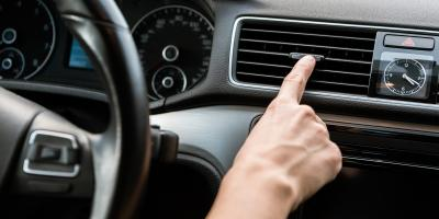 3 Signs Your Car Needs Air Conditioning Repair, Branford Center, Connecticut