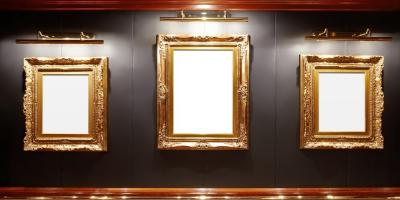 What Is the History of Fine Art Framing?, Branford Center, Connecticut