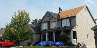 Wentzville Roofing Experts Explain When You Need Emergency Roof Repair, Flint Hill, Missouri
