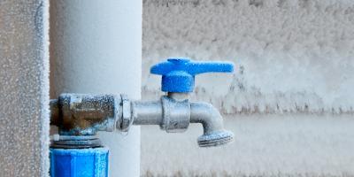 3 Ways to Prevent Frozen & Broken Pipes During Winter, Thomasville, North Carolina
