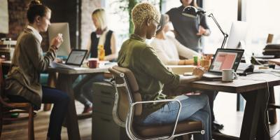 5 Types of People You'll Encounter in a Co-Working Space, Bronx, New York