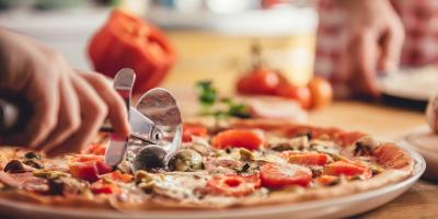 How to Order a Healthier Pizza, Bronx, New York