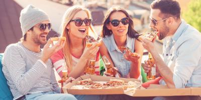 3 Health Benefits of Pizza, Bronx, New York